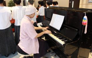 被爆ピアノコンサートを開催しました