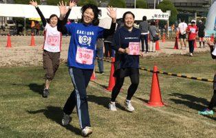 ヒロシマMIKANマラソン大会に参加しました