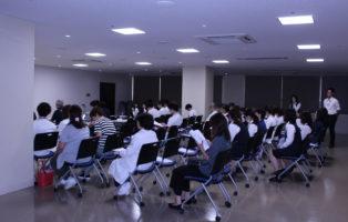 職場内改善発表大会を開催しました